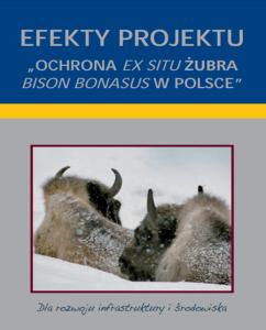 EFEKTY OCHRONY EX SITU OKLADKA